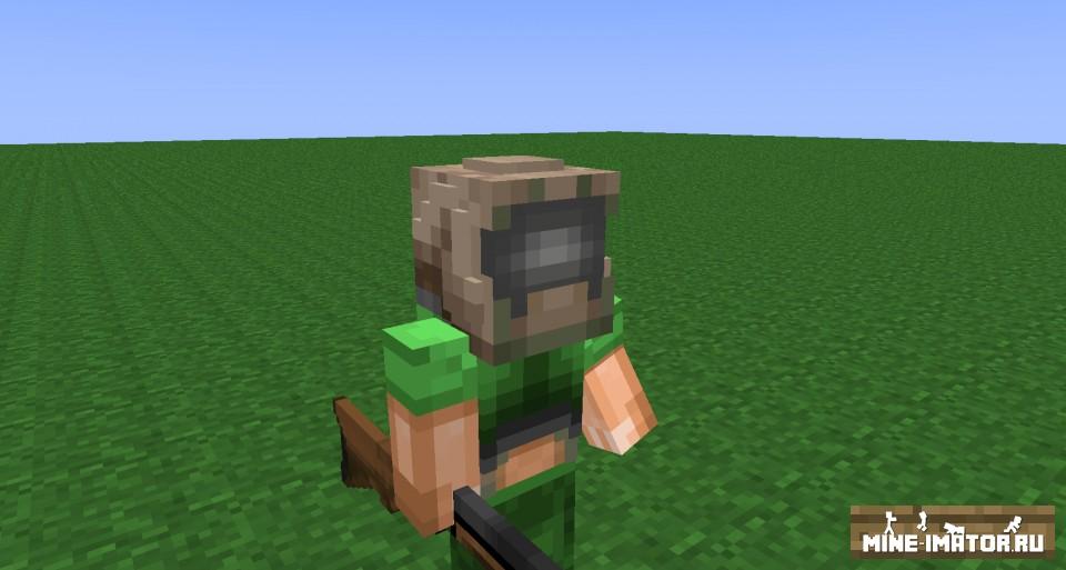 3D-модель DoomGuy