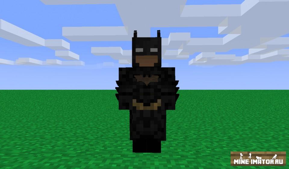 Mine-imator Batman