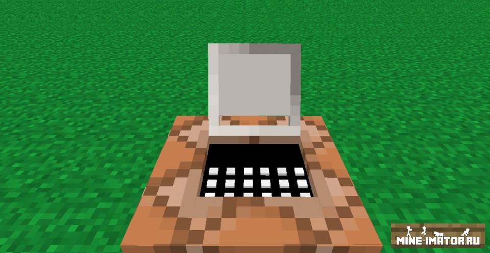 Mine-imator Командный блок