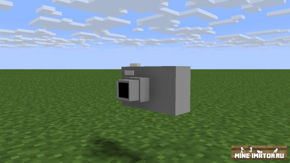 Mine-imator Цифровая камера
