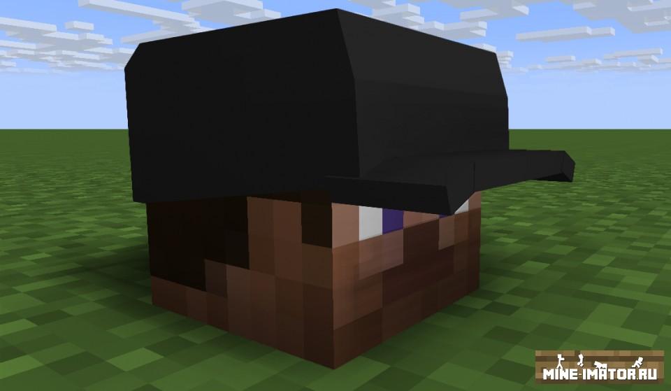 Mine-imator Кепка с плоским козырьком