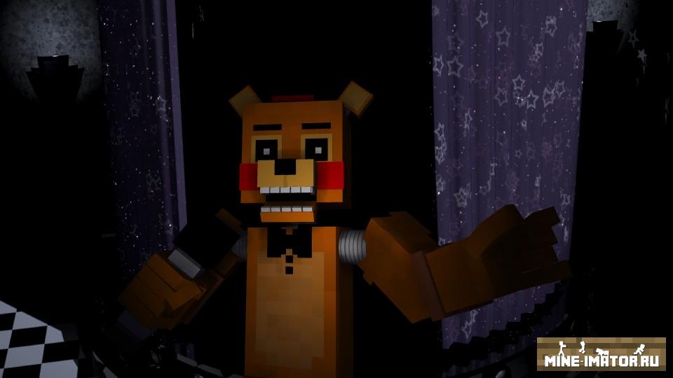 Модель F.N.a.F 2 Toy Freddy