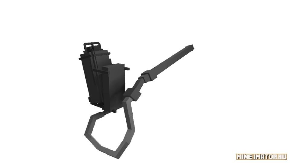 Огнемет Flammenwerfer 35