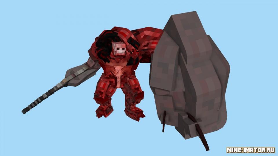 Mine-imator Goliath из Prototype 2