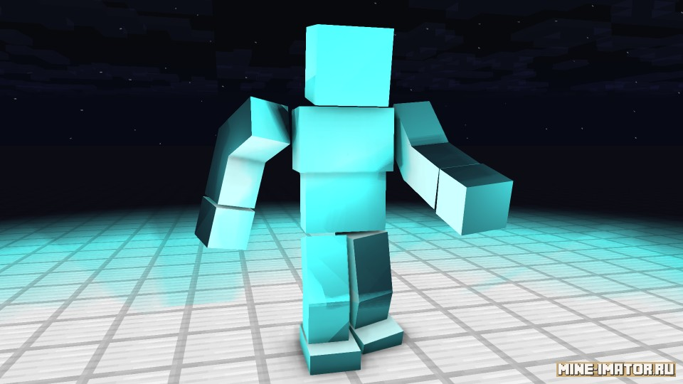 Mine-imator Animdude