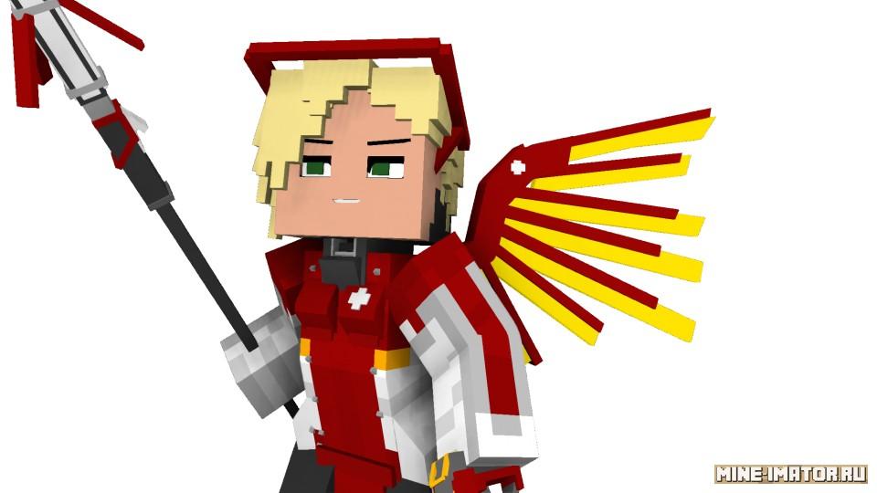 Mine-imator Mercy