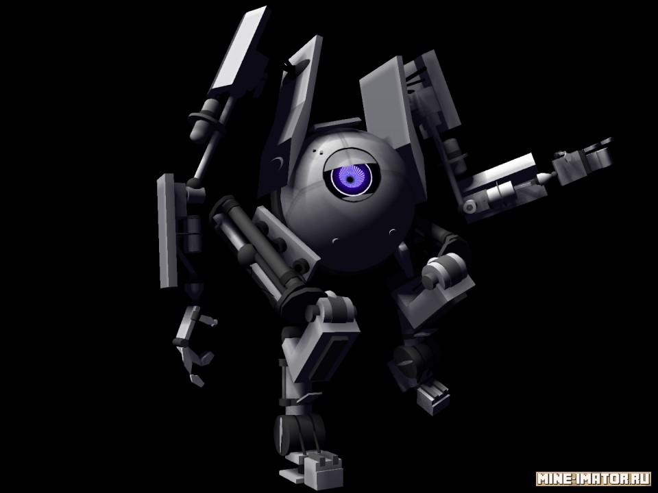 Атлас из Portal II