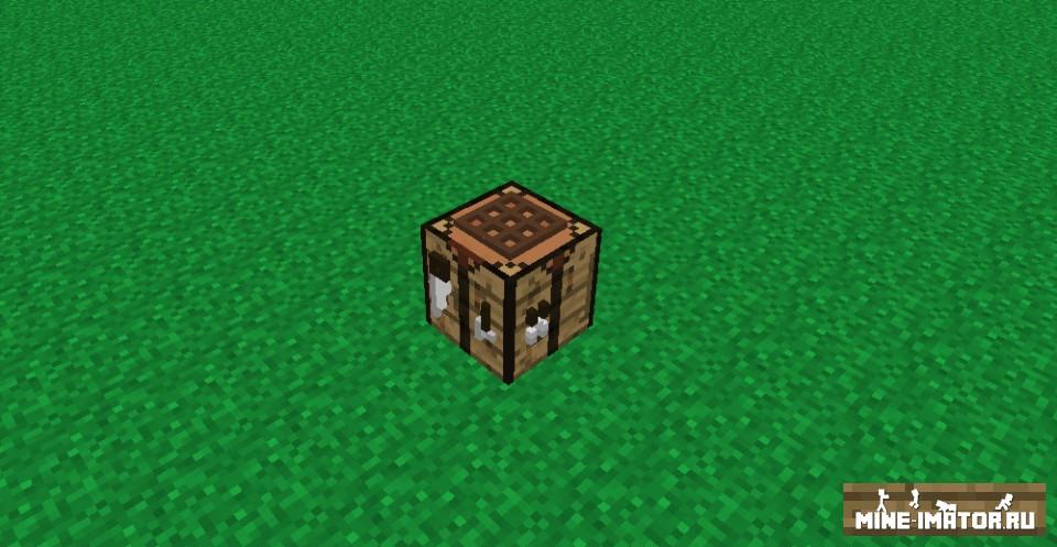 Mine-imator 3D верстак