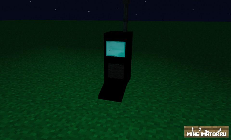 Mine-imator Модель телефона