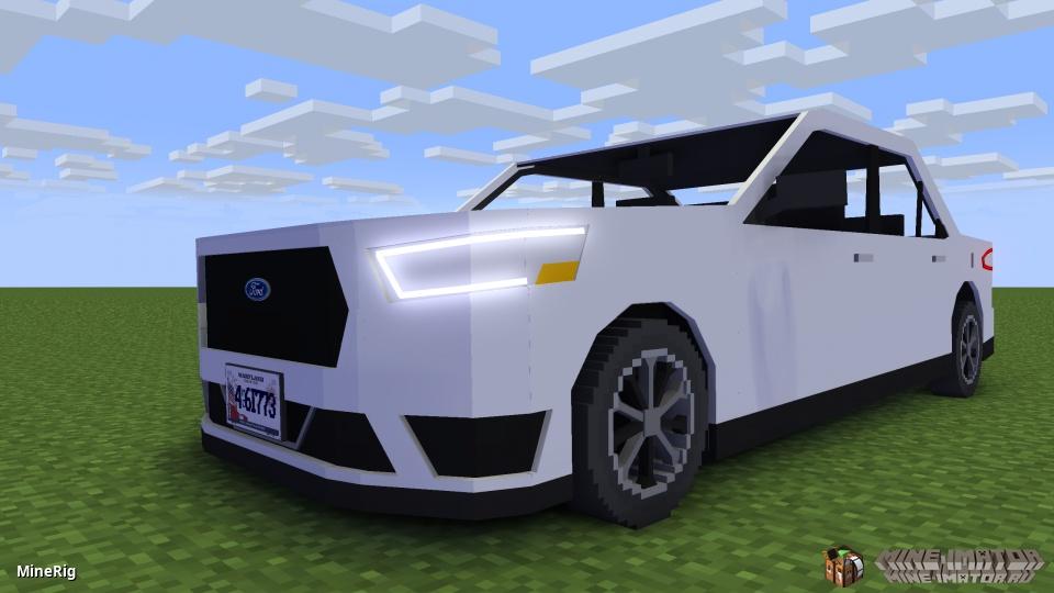 Автомобиль Ford Taurus