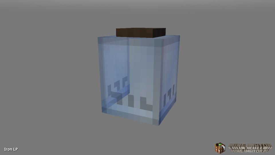 Банка из мода ThaumCraft