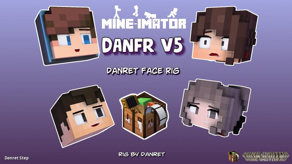 Danret Face rig V.5 [DanFR V.5]