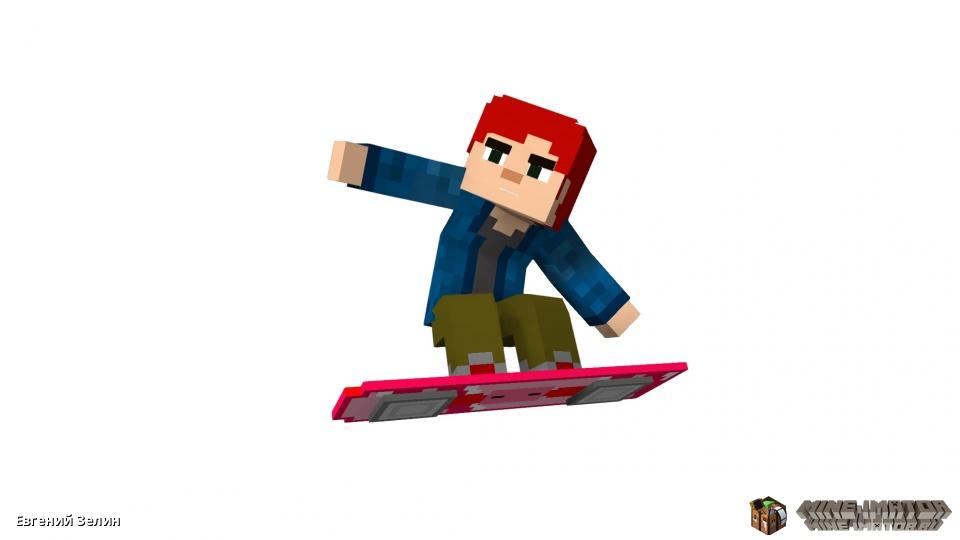 Ховерборд (Hoverboard)
