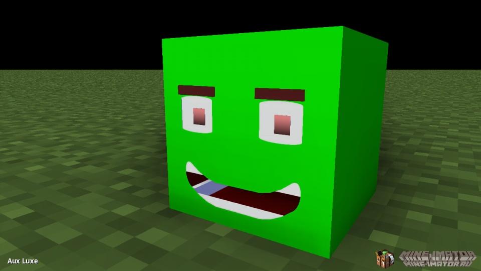 Lenny facial rig