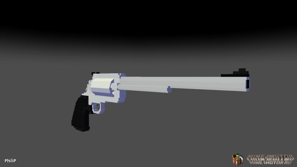 Magnum BFR .45-70