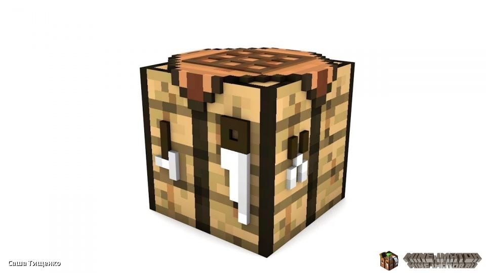 Minecraft chest