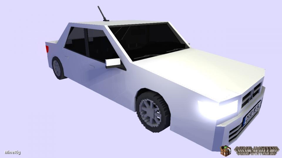 Модель Citron Xsara