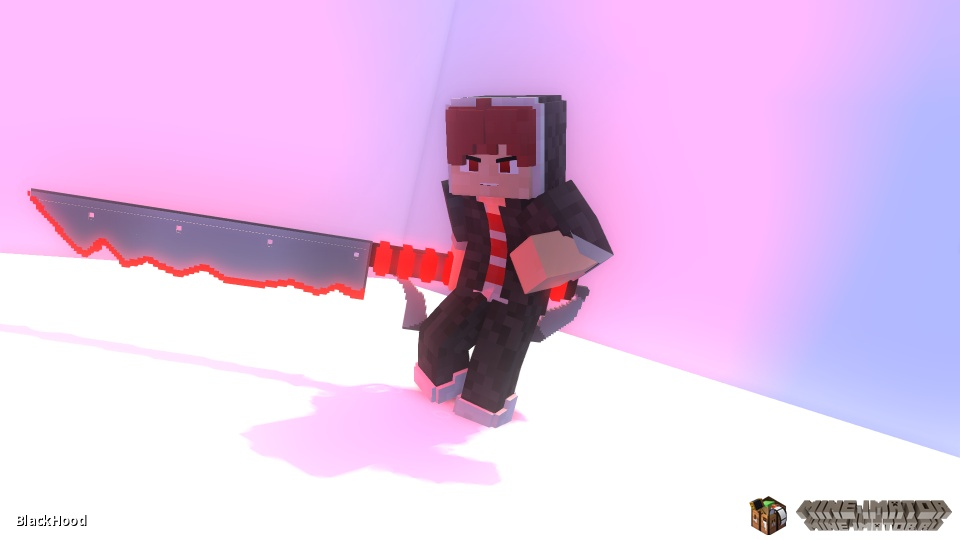 Неоновый меч