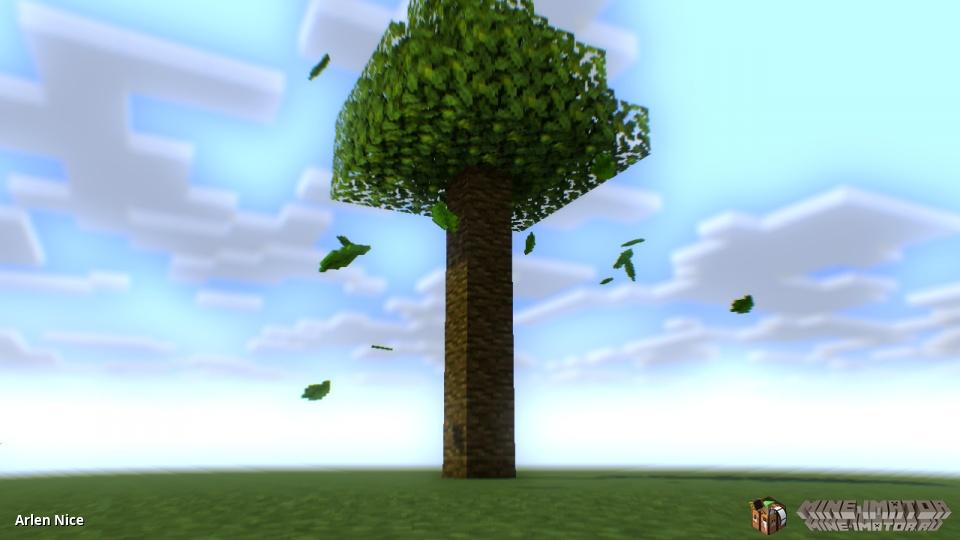 Падают Листья (Falling Leaves)