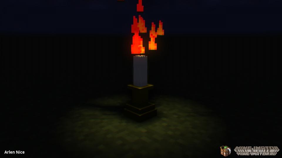Свеча (Candle)