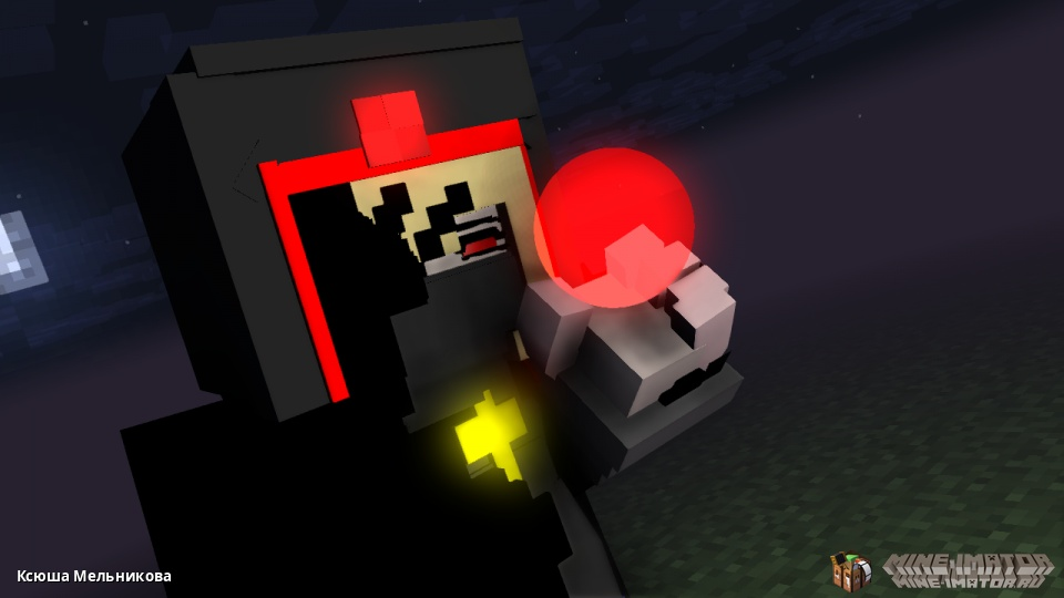 Wither Skull rig
